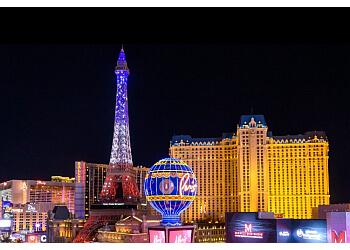 Las Vegas landmark Eiffel Tower Experience