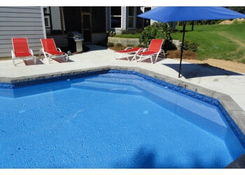 Columbus pool service Eiland Pools