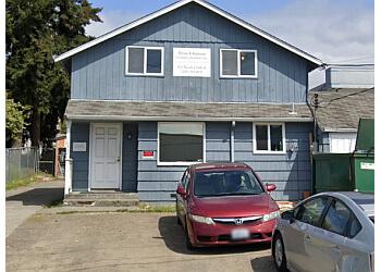 Seattle window company Einar Johanson Insulation & Glass Inc.