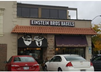 Akron bagel shop Einstein Bros. Bagels