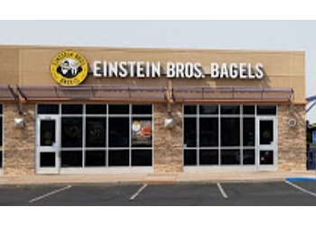 Albuquerque bagel shop Einstein Bros. Bagels