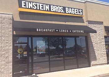 Aurora bagel shop Einstein Bros. Bagels