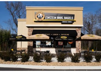Chattanooga bagel shop Einstein Bros. Bagels