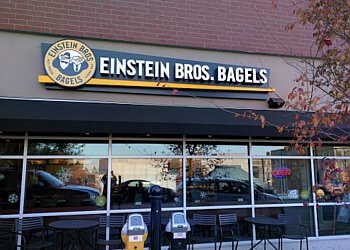 Cincinnati bagel shop Einstein Bros. Bagels