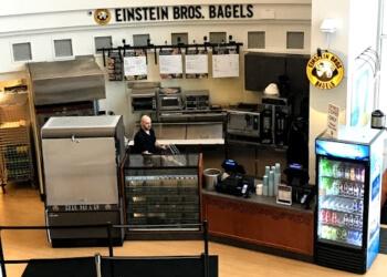 Cleveland bagel shop Einstein Bros. Bagels