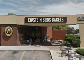 Columbus bagel shop Einstein Bros. Bagels