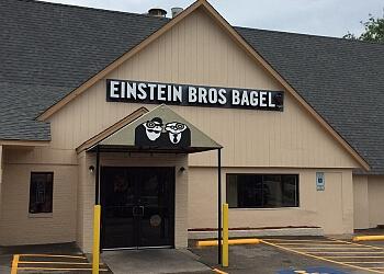 Dallas bagel shop Einstein Bros Bagels