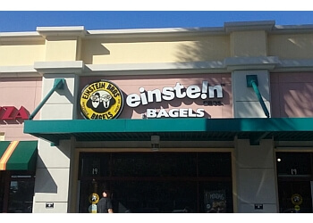 Fort Lauderdale bagel shop Einstein Bros. Bagels