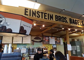 Hayward bagel shop Einstein Bros. Bagels