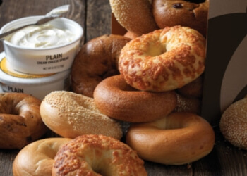 Irvine bagel shop Einstein Bros. Bagels