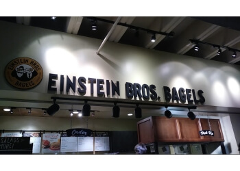 Louisville bagel shop Einstein Bros. Bagels