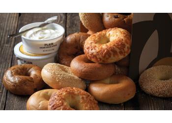 Lowell bagel shop Einstein Bros. Bagels