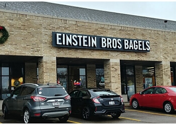 Madison bagel shop Einstein Bros. Bagels