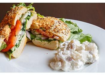 Milwaukee bagel shop Einstein Bros. Bagels