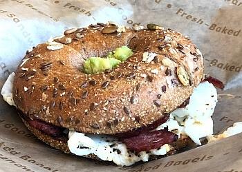 Orlando bagel shop Einstein Bros. Bagels