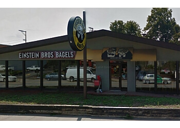 Pittsburgh bagel shop Einstein Bros. Bagels