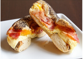 Reno bagel shop Einstein Bros. Bagels