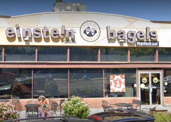 Salt Lake City bagel shop Einstein Bros. Bagels