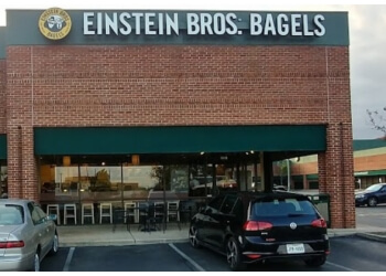 San Antonio bagel shop Einstein Bros. Bagels