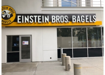 San Bernardino bagel shop Einstein Bros. Bagels