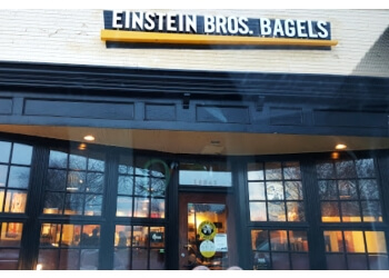 Warren bagel shop Einstein Bros. Bagels