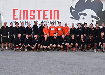 Austin moving company Einstein Moving Company