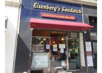 New York sandwich shop Eisenberg's Sandwich Shop