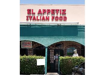 El Monte italian restaurant El Appetiz