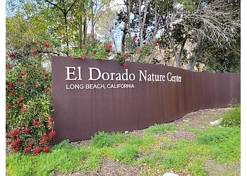 Long Beach hiking trail El Dorado Nature Center