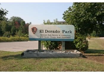 Long Beach public park El Dorado Park West