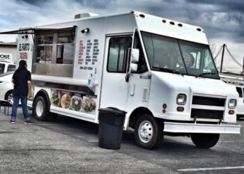 Greensboro food truck El Farito Taqueria Food Truck