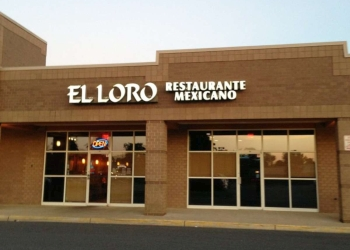 Chesapeake mexican restaurant El Loro Mexican Restaurant