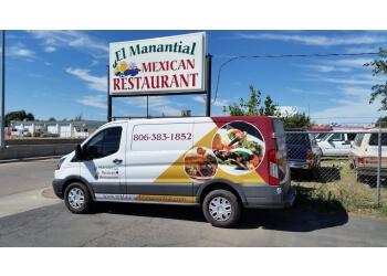 Amarillo mexican restaurant El Manantial
