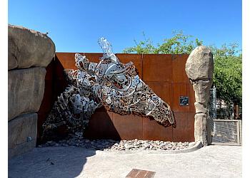 El Paso places to see El Paso Zoo