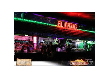 Fontana night club El Patio Night Club