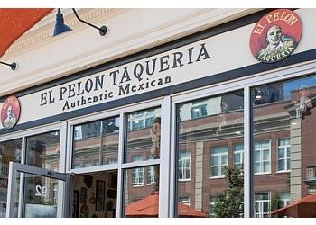 Boston mexican restaurant El Pelón Taquería