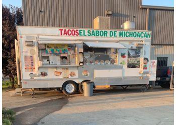 Fresno food truck El Sabor Michoacano Taqueria