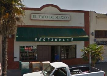 Oxnard mexican restaurant El Taco De Mexico