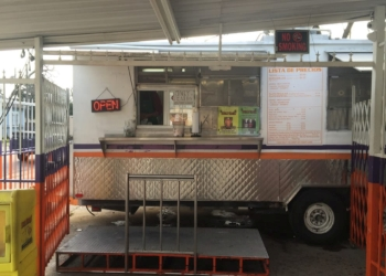 Houston food truck El Taconazo