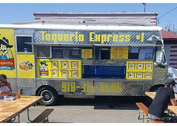 Tulsa food truck El Taqueria Express