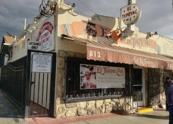 Los Angeles mexican restaurant El Tepeyac Cafe