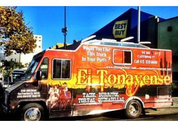 San Francisco food truck El Tonayense