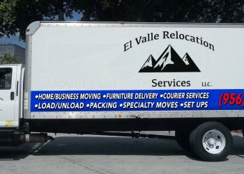 Laredo moving company El Valle Relocation Services, LLC.