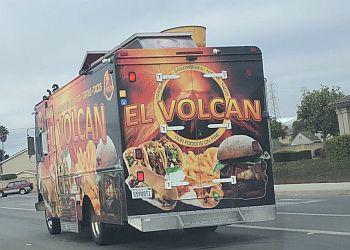 Salinas food truck El Volcan