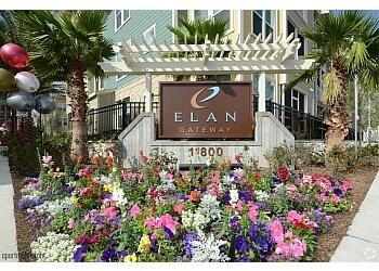 St Petersburg apartments for rent Elan Gateway