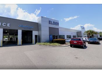 Tampa car dealership Elder Ford Of Tampa