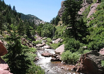 Westminster hiking trail Eldorado Canyon State Park