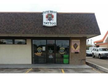 Amarillo tattoo shop Electric Baboon Tattoo