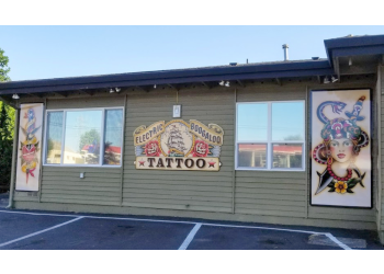 Vancouver tattoo shop Electric Boogaloo Tattoo