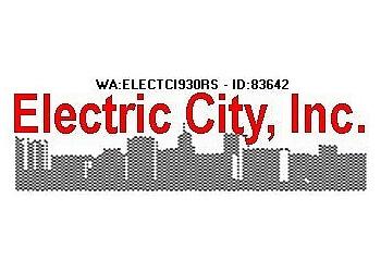 Spokane electrician Electric City, Inc.